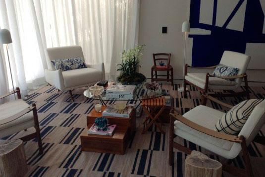 Cria visita Casa Cor São Paulo 2013