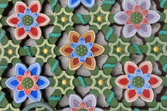 Papel de parede e padrões