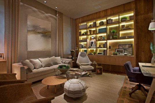 Casa Cor Campinas 2013 – Fornecedores Sala da Família