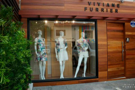 Showroom Viviane Furrier