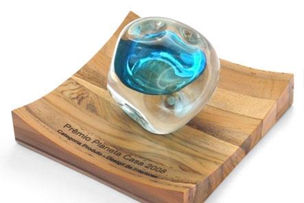 Prêmio Planeta Casa: Sala de Descanso Design de Interiores 2008