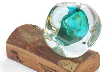 Prêmio Planeta Casa: Eco Banheiro Design de Interiores 2006